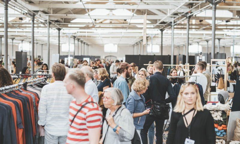 Designmarkedet FindersKeepers byder på mere end 200 boder på Vesterbro. Foto: PR