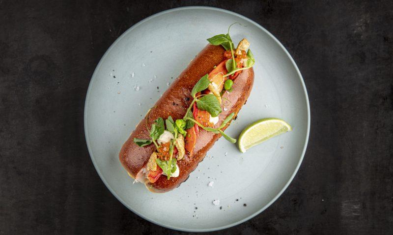 Hummer fra Lobster Shack i Tivoli Food Hall Foto: thewholepicture