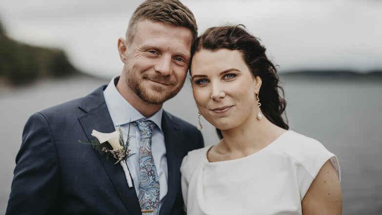 Claus Henriksen og Henriette Hansen  Foto: DR