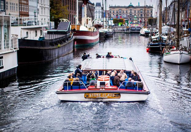 Stromma står bag en del Kanalrundfarter i Københavns Havn. PR Foto