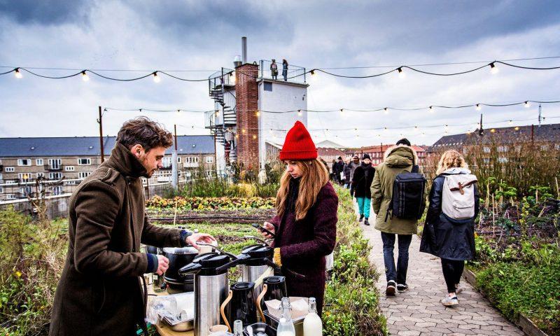 Julemarked hos ØsterGro. Foto: PR