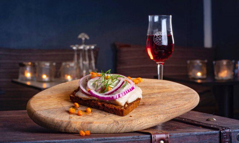 Børnefri Smørrebrødsrestaurant Bar Rye PR Foto