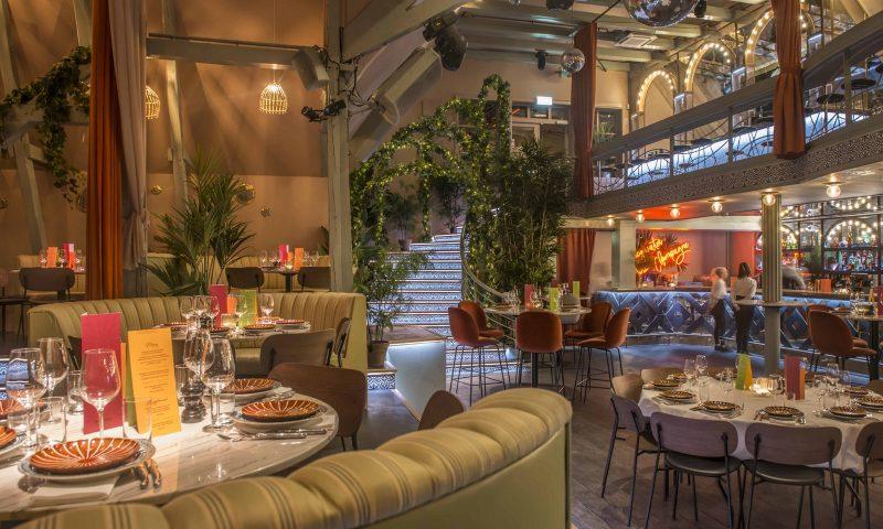 Nyt restaurant- og klubkoncept Foto: Rasmus Kramer Schou