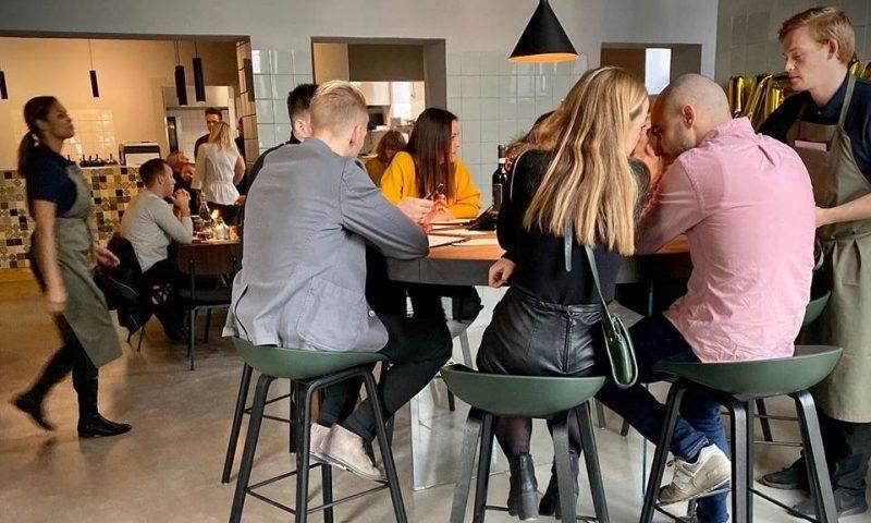 Vandværkets Restaurant og Cafe PR Foto