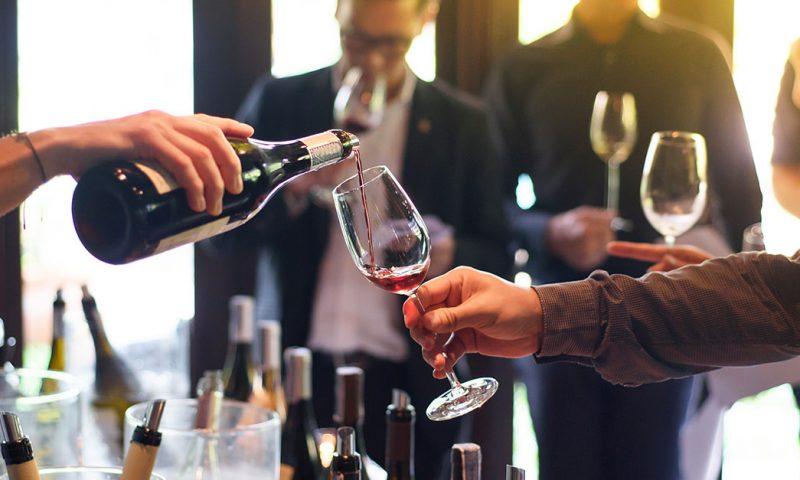 Vinspecialistens Vinfestival 9. marts 2020 på Axelborg PR Foto
