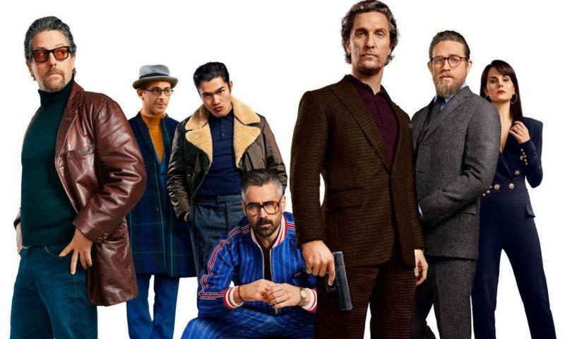 The Gentlemen i MovioHouse PR Foto