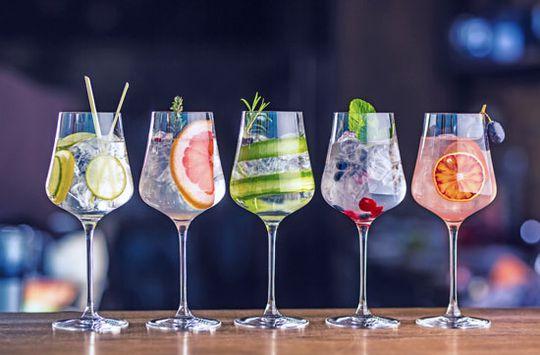 Gin Festival København PR Foto