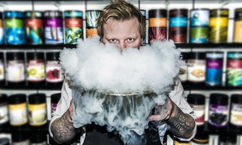 Rasmus Munk Køkkenchef Alchemist Foto Rasmus Kramer Schou