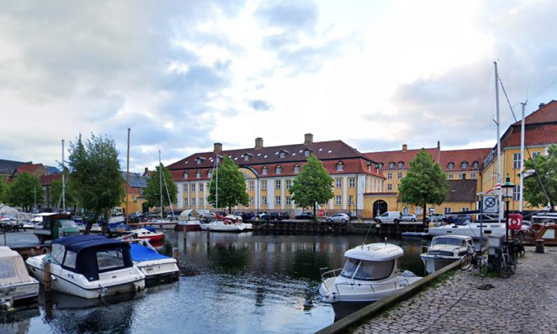 Kanalhuser Christianshavn Foto Google