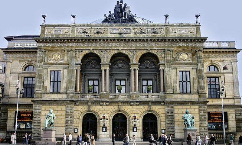 Kongelige Teater PR Foto