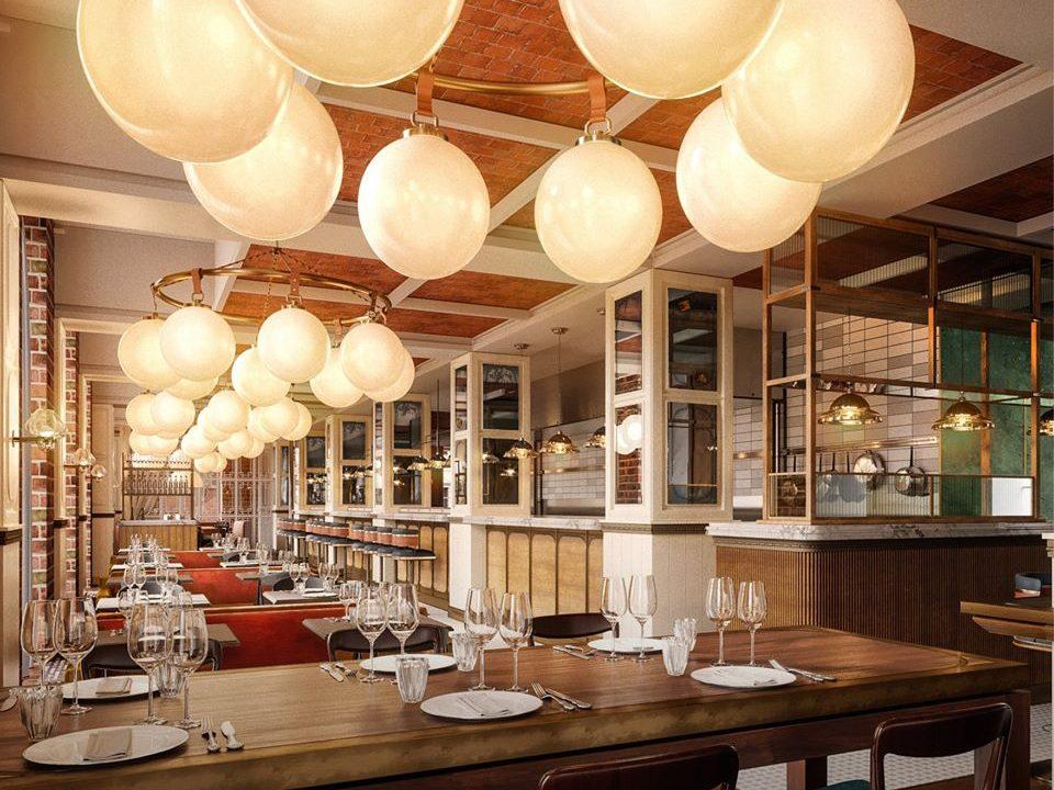 Vesterbros nye luksushotel åbner kontrastfyldt restaurant