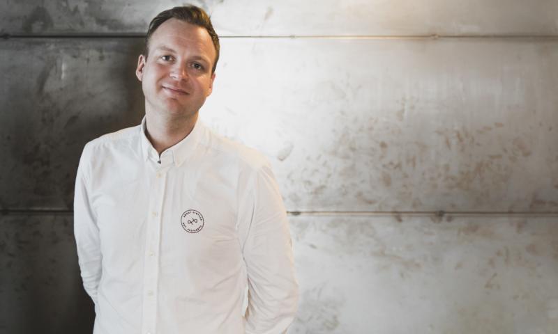 Morten Pedersen, partner og direktør i DiningSix.
