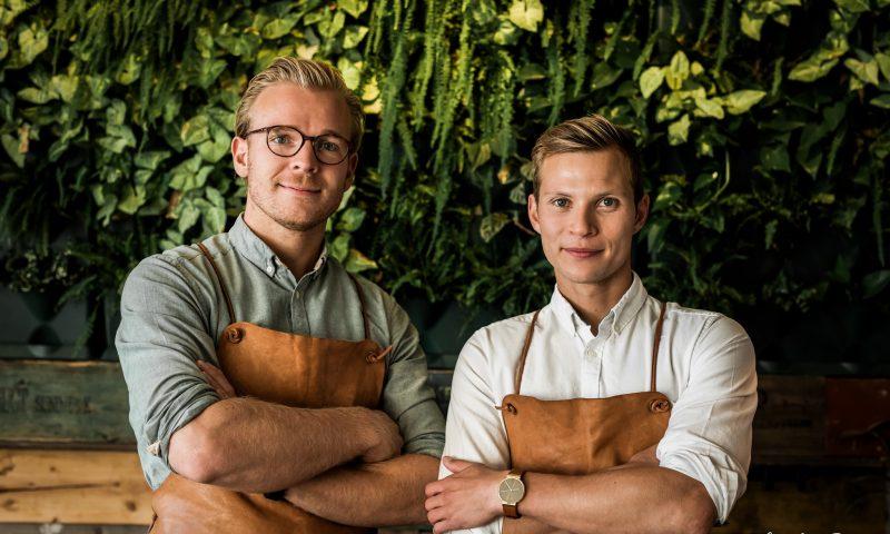 Søren og Anders står bag Nohrlund Cocktails