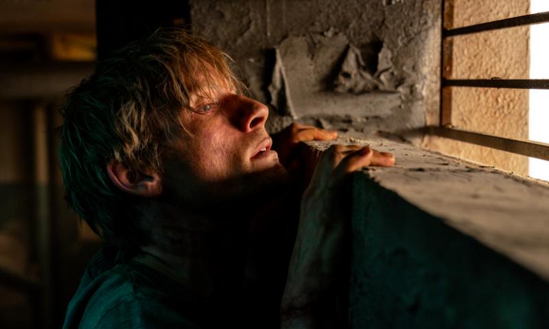 PR-foto fra Filmen Ser du Månen, Daniel