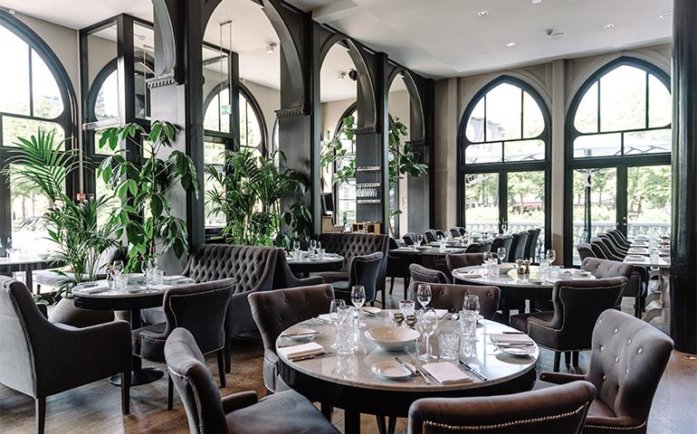 Brasserie Nimb i Tivoli PR Foto