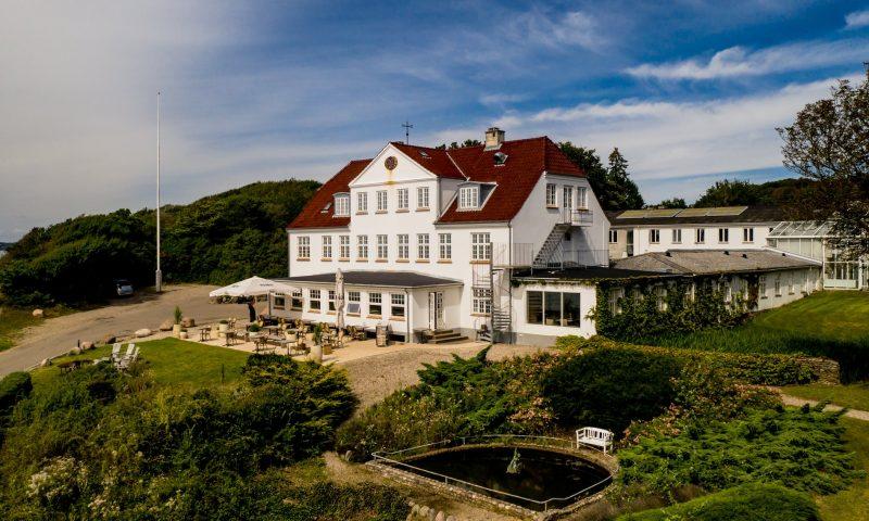 Strandhotel Røsnæs Foto Facebook
