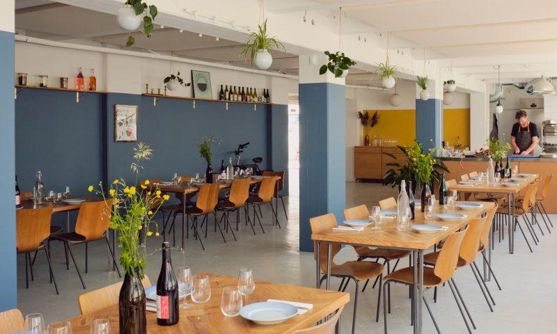 Rødder har åbnet Pladefabrikken i Nordvest Foto: Christina Jensen