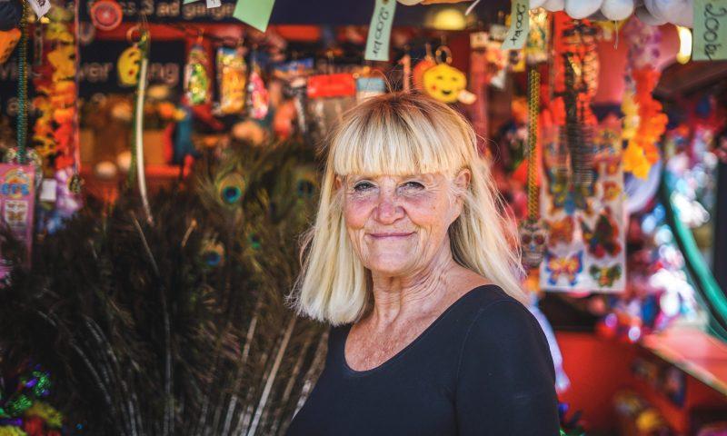 Linda Bonnén fra Tivolis Andedammen PR Foto