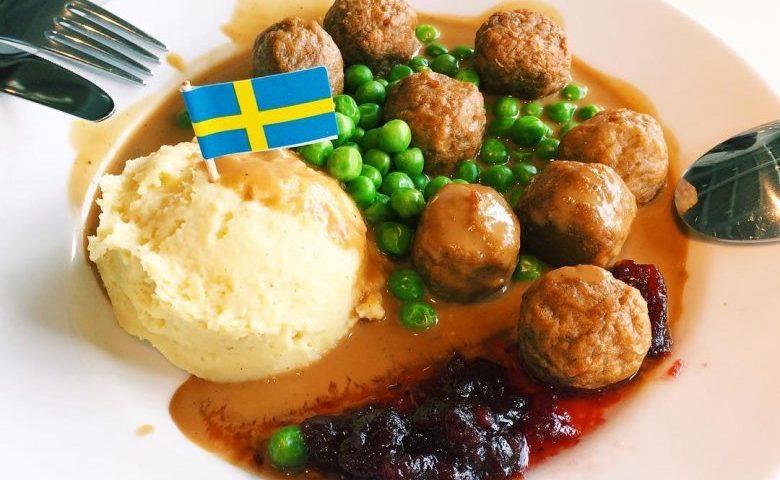 Svenske kødboller IKEA PR Foto