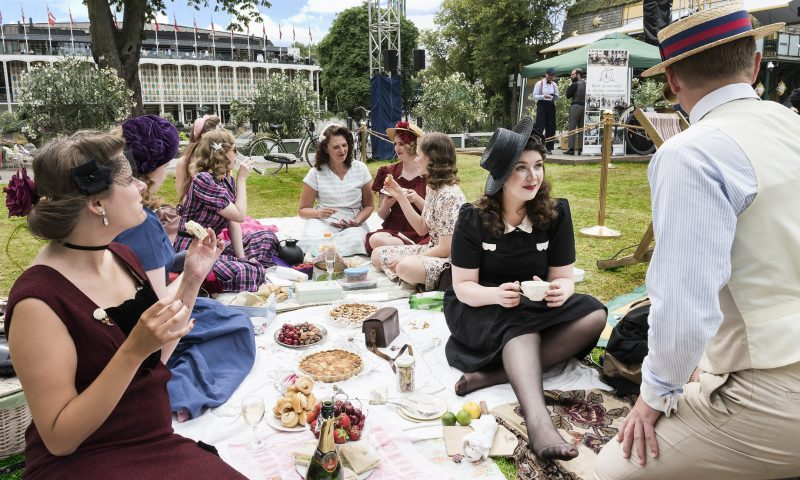 Vintage Garden Party   Photo © Torben  Christensen @ Copenhagen