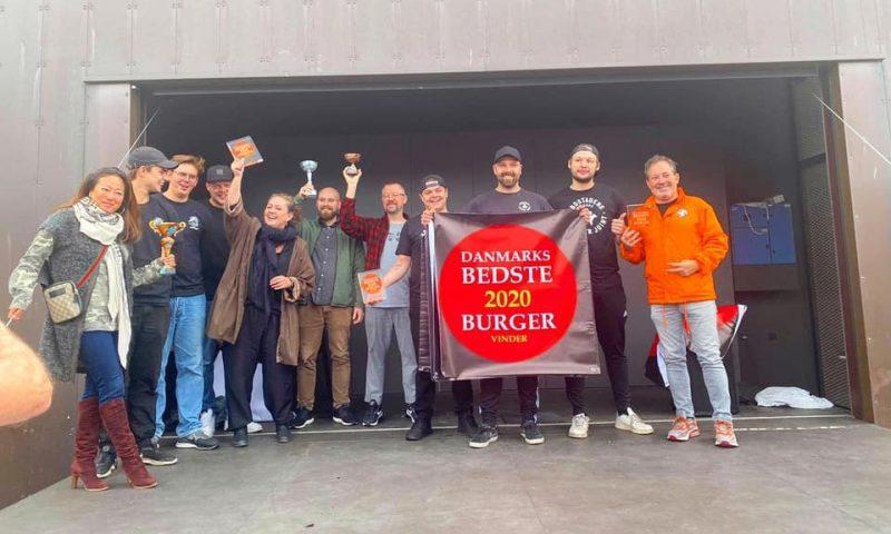Vinderne fra Kødstadens Burger Joint