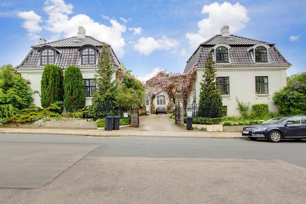 Eksklusiv bolig i Gentofte