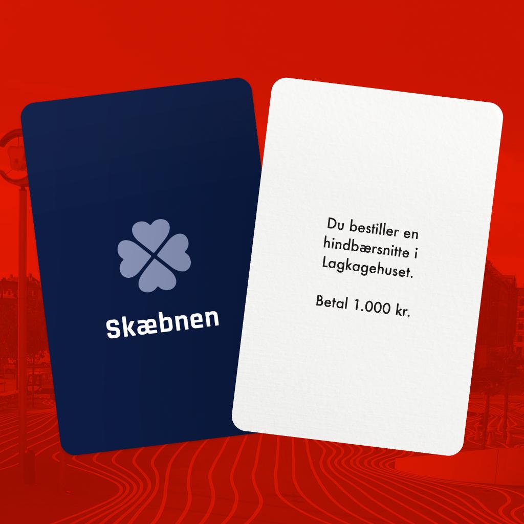 """Skæbnen-kort i """"Slaget Om Nørrebro"""""""