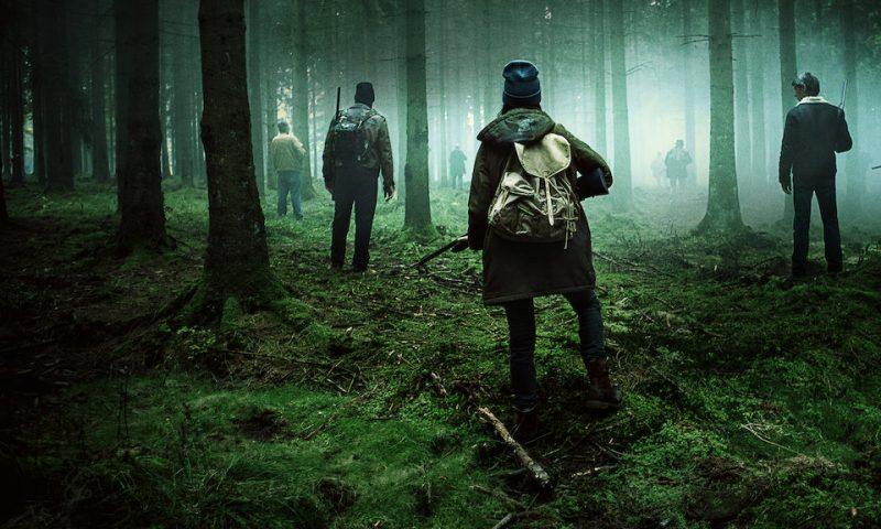 Arkivfoto fra en anden populær Netflix-serie (Black Spot) - The Chosen handler også om noget mystisk derude