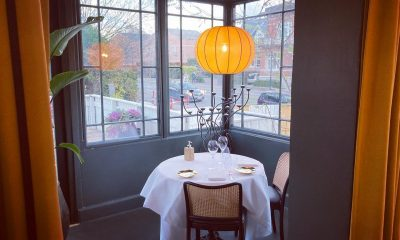 Gourmetrestauranten The Samuel i Hellerup PR Foto