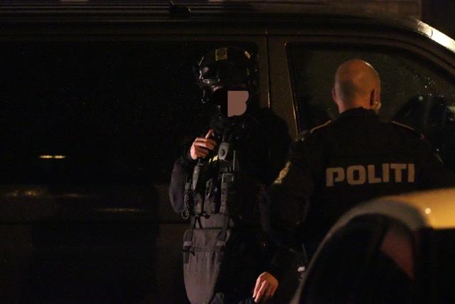 Efter aktion i aftes: Politiet indfører visitationszoner i det vestlige Aarhus