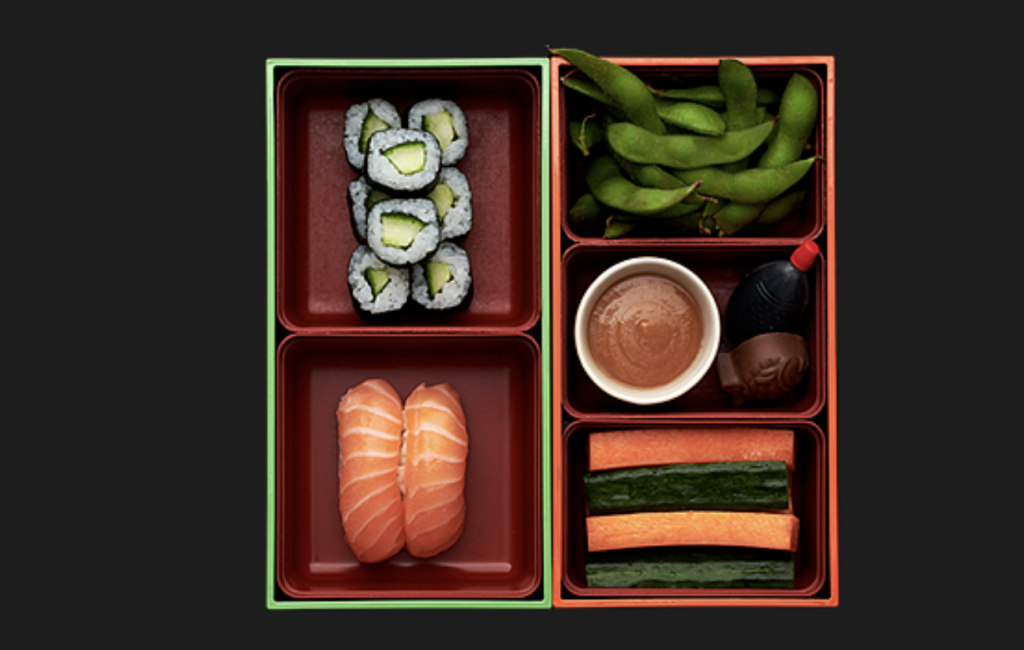 Sticks & Sushi til børn