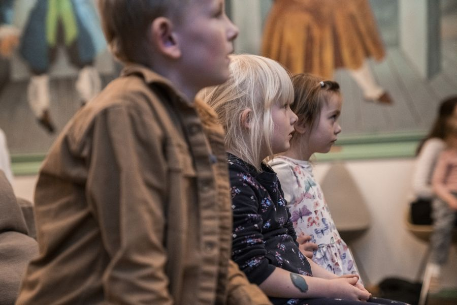 Børn på Det Kongelige Teater