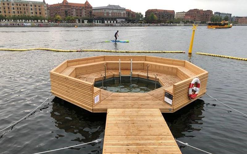 Dyppezone i Københavns Havn