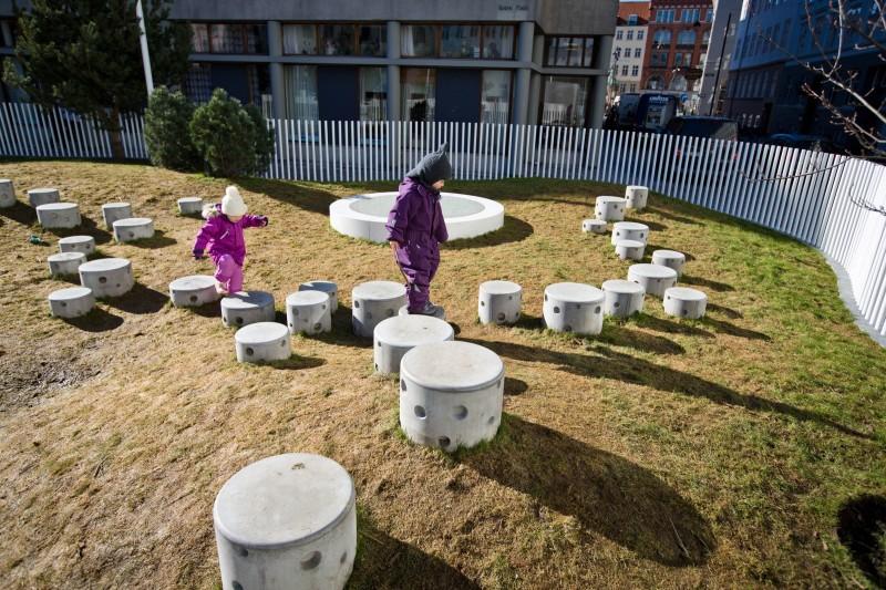 Hauser Plads legeplads