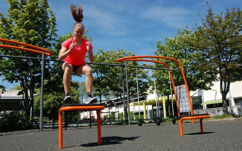 Udendørs træning i København