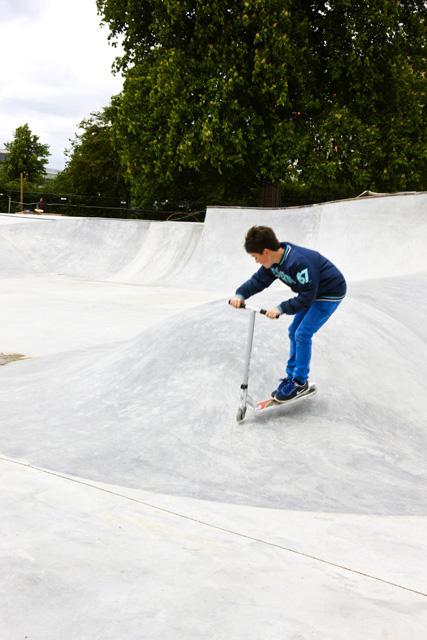 Skatepark Fælledparken