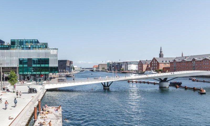 Lille Langebro er blandt de nominerede. Foto: Københavns Kommune