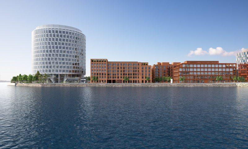Marriott åbner lejlighedshotel i Nordhavn. Foto: PR