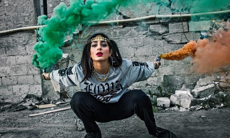 Nadia Tehran optræder 17. maj som del af Time to Activate-programmet. Foto: PR
