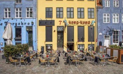 Værtshuset Hong Kong er til salg i Nyhavn. Foto: Butikskompagniet