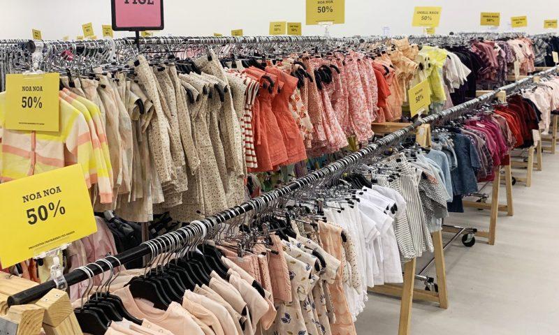 Outletland byder på shopping med store rabatter i Bella Center. Foto: PR