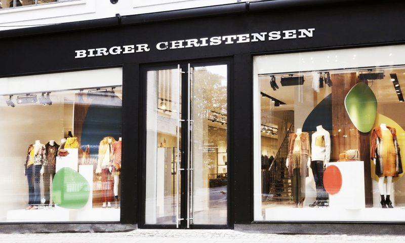 Birger Christensen lukker butikken på Strøget. Foto: PR