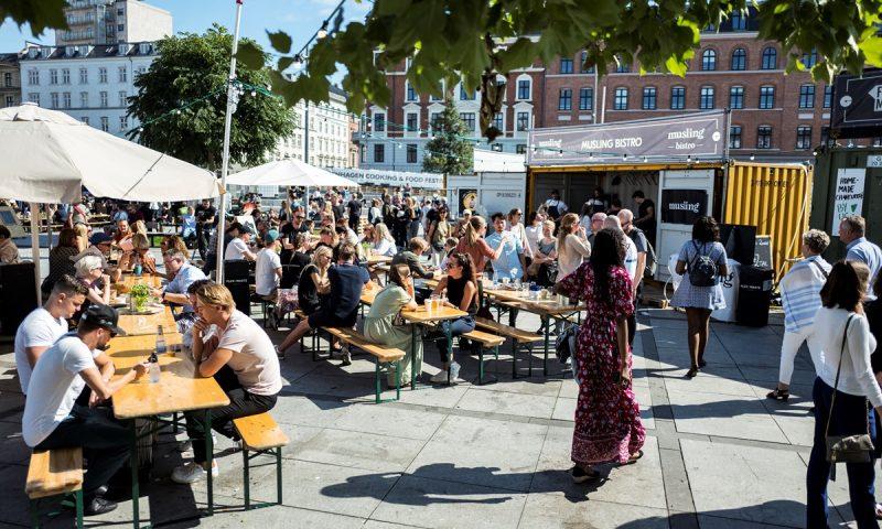 Copenhagen Cooking Food Festival 2018. Foto Rasmus Flindt Pedersen