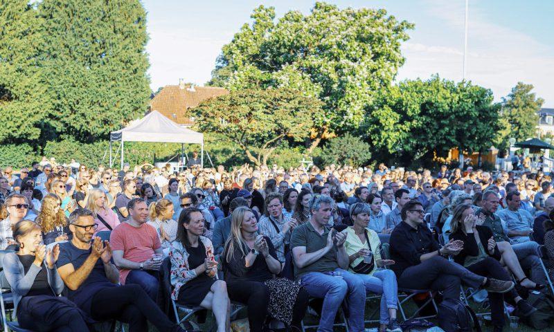 Mielcke & Hurtigkarl gentager succesen og præsenterer 30 sommerkoncerter på Frederiksberg. Foto: PR