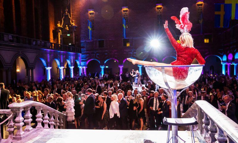 Snart kan du feste som Gatsby midt i København. Foto: PR