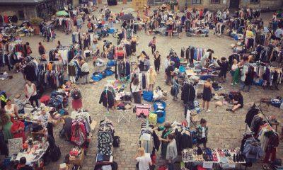 Onkel Dannys Loppemarked flytter til Enghaveparken. Foto: PR