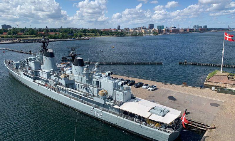 Besøg Skibene på Holmen i sommerferien. Foto: PR