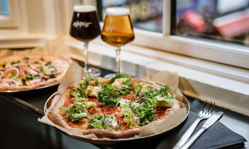 Anarkist åbner en ølbar med pizza og specialbryg i Tivoli. Foto: PR, Lina Ahnoff
