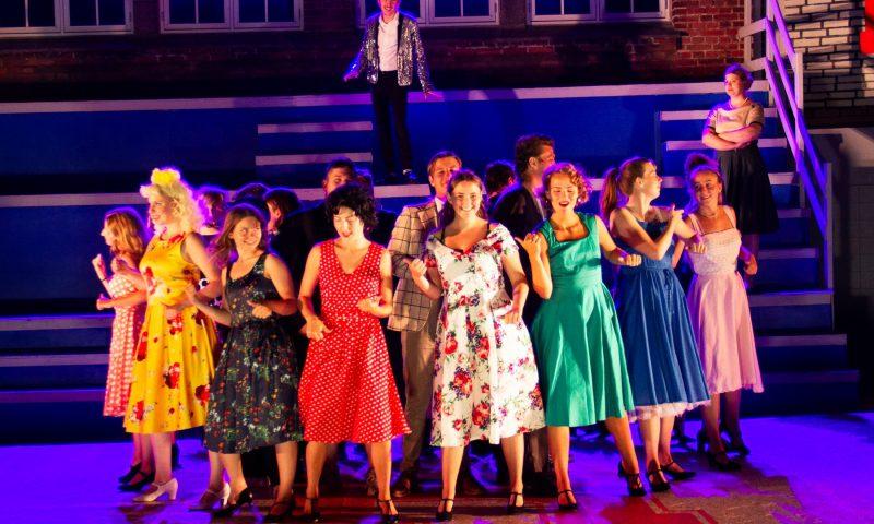 Grease på Tårnby Teater Foto Facebook