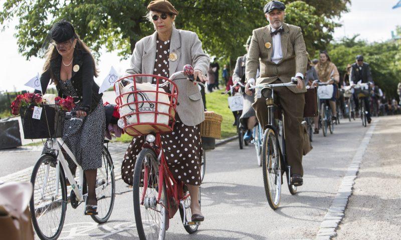 Nu kan du komme med på Københavns mest stilede cykeltur. Foto: PR